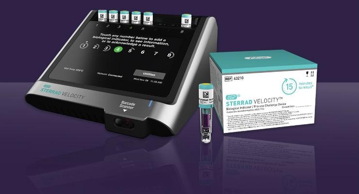 FDA Clears 15-Minute Hydrogen Peroxide Sterilization System