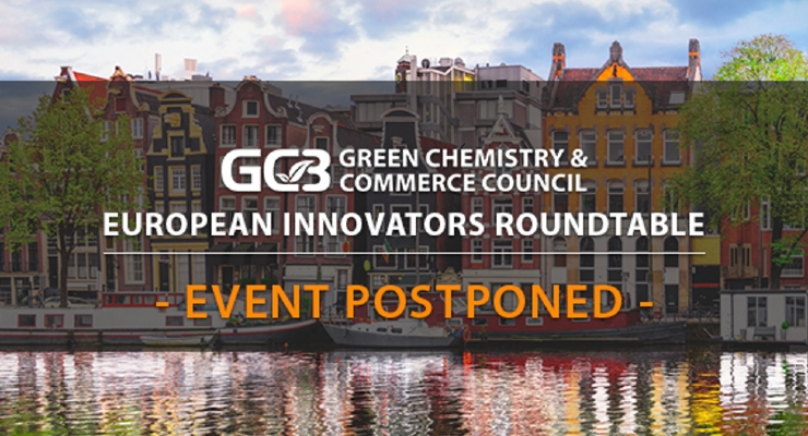 GC3 European Roundtable Postponed Due to COVID-19