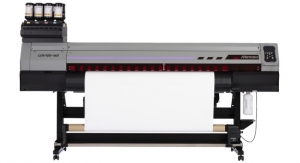 Mimaki USA Launches UJV100-160 Roll-to-Roll UV-LED Printer