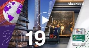 AkzoNobel Releases Digital Report 2019