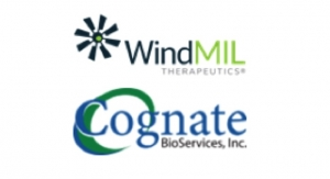 WindMIL Therapeutics and Cognate BioServices Enter Agreement