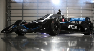 PPG Provides Cockpit-protecting Aeroscreen for NTT INDYCAR SERIES
