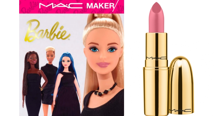 New MAC Maker Barbie