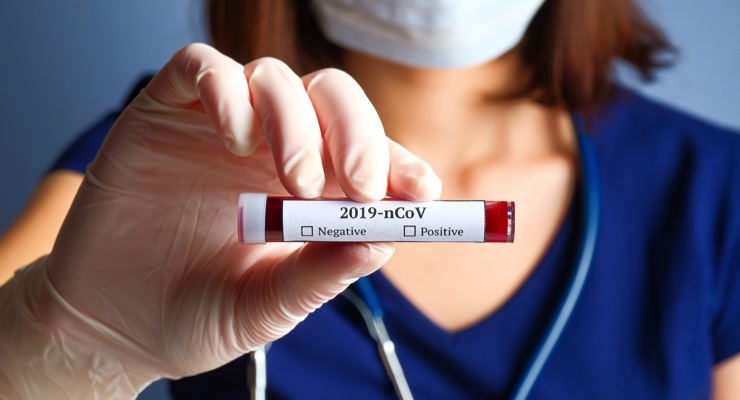 Eurofins Offers Coronavirus Testing Services