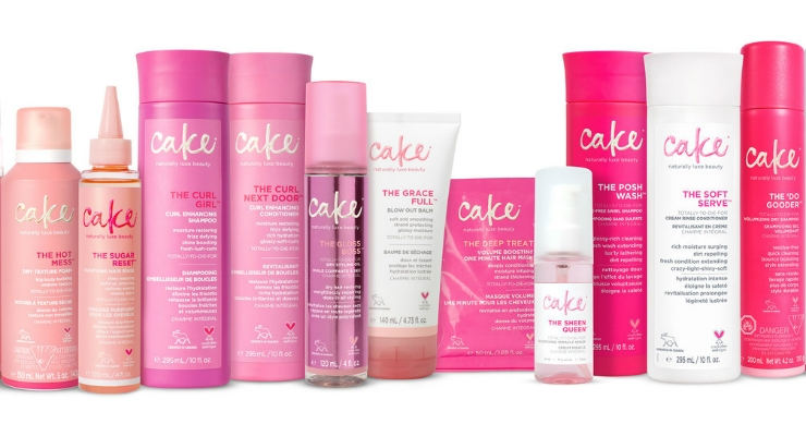 Cake Beauty Expands in US