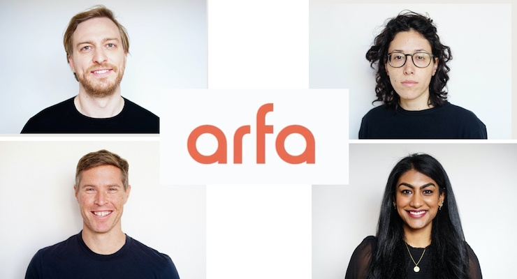 Former Glossier Execs Debut Arfa, With Consumers As Co-Creators