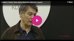 Frédéric Fekkai Talks About His New Eco-Haircare Launch