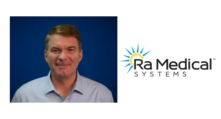 Ra Medical Systems Appoints New CEO