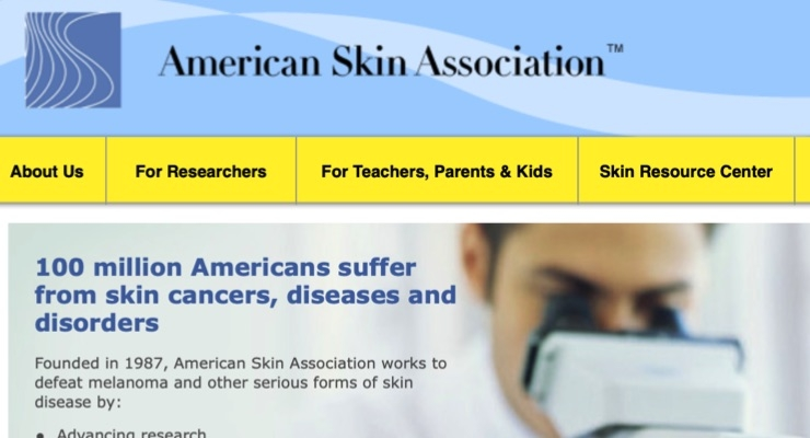 American Skin Association Awards Research Grants