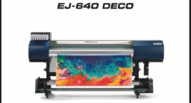 Roland DG EMEA Introduces EJ-640 DECO Printer