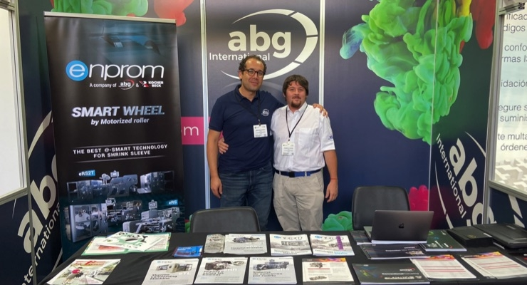 AB Graphic enjoys successful Label Summit Latin America