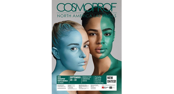 Cosmoprof NA Postpones June Show Due to COVID-19