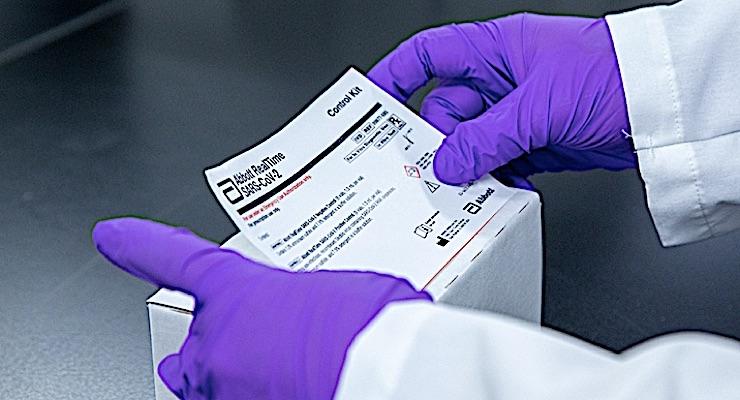 Coronavirus outbreak: FDA approves new COVID-19 test kit