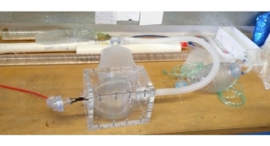 Oxford and King's Developing Prototype for Rapidly Deployable Ventilator