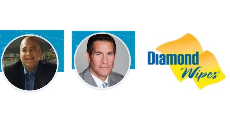 Diamond Wipes Names New Leaders as its Founder Steps Down
