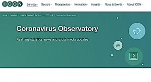 ICON Launches Coronavirus Observatory