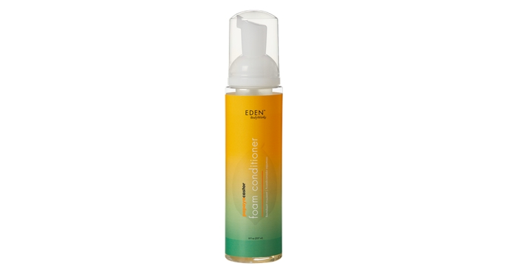 Eden BodyWorks Papaya Castor Foam Conditioner