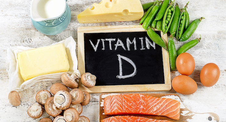 Seniors With Good Vitamin D Levels More Likely to Walk After Hip Fracture