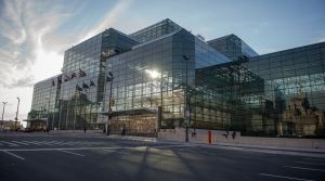 Javits Center Becomes a Field Hospital