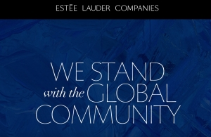 Estée Lauder To Produce Hand Sanitizer