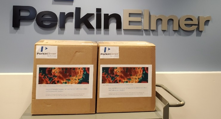 FDA OKs PerkinElmer