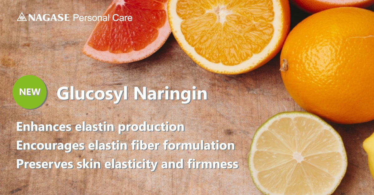 Nagase Launches Elastin Production Promoter
