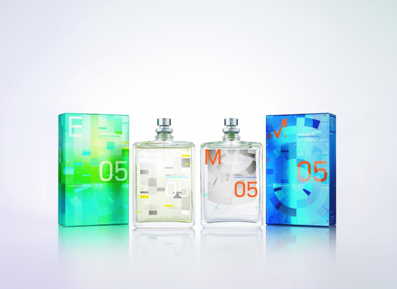 New Fragrances Debut: Escentric Molecule 05 and Escentric 05