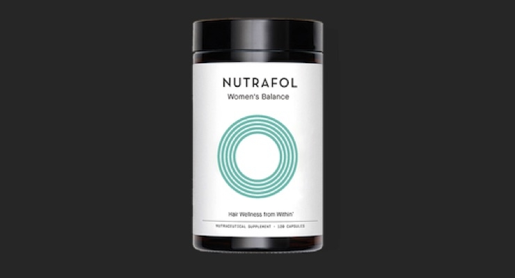 Nutrafol Adds Wellness Formulas