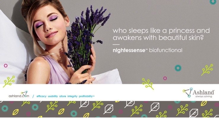 Ashland Unveils Nightessence Biofunctional