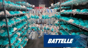 Battelle Develops Decontamination System for Medical Protective Equipment