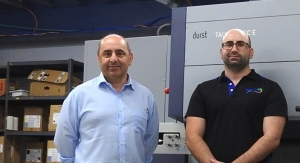 Australian label printer turns to Durst
