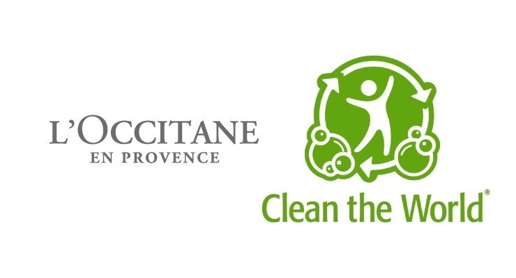 L'Occitane En Provence Donates Hygiene Supplies to Clean the World