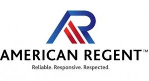 American Regent Expands API Ops
