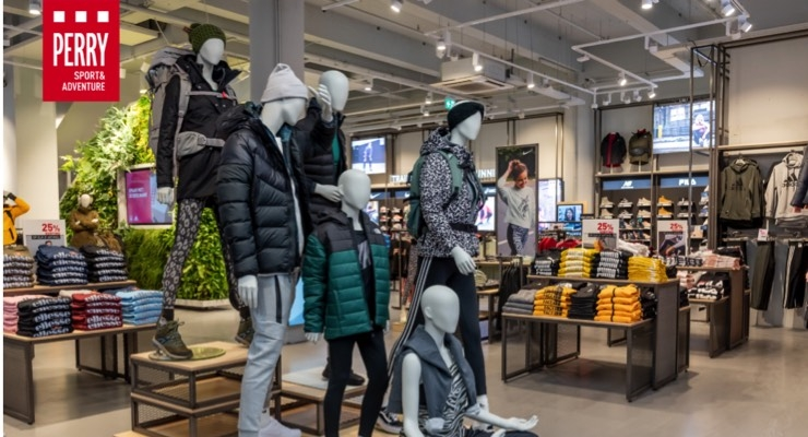 Sports Unlimited Retail Rolling Out Nedap RFID to 100 Multi-brand Stores