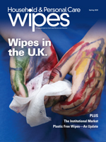 Household & Personal Care Wipes Spring 2020
