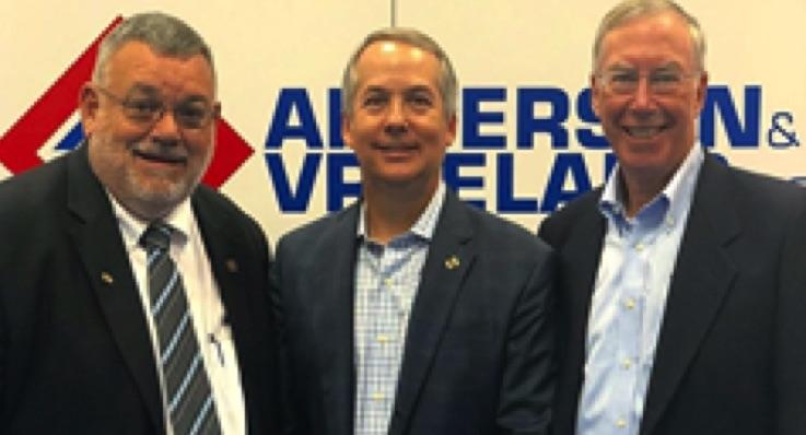 Anderson & Vreeland tabs Darin Lyon as new CEO