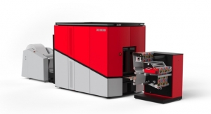 Xeikon launches new digital label press