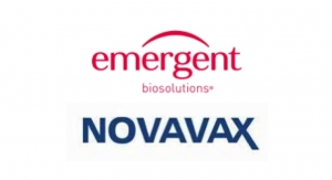 Emergent Signs Manufacturing Agreement with Novavax