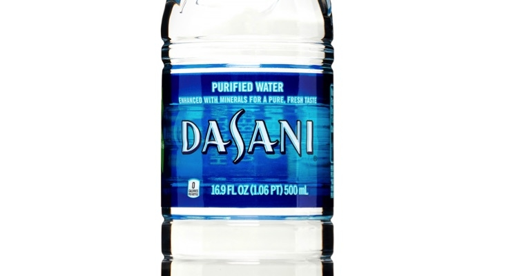 MCC assists with new Dasani bottle