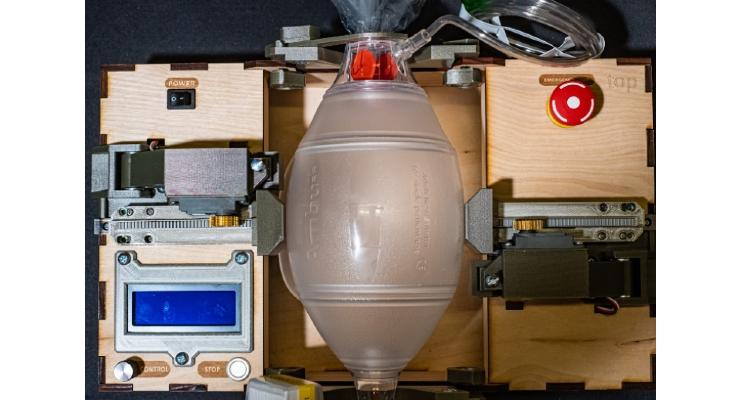 Rice University Offers Emergency Ventilator Plans