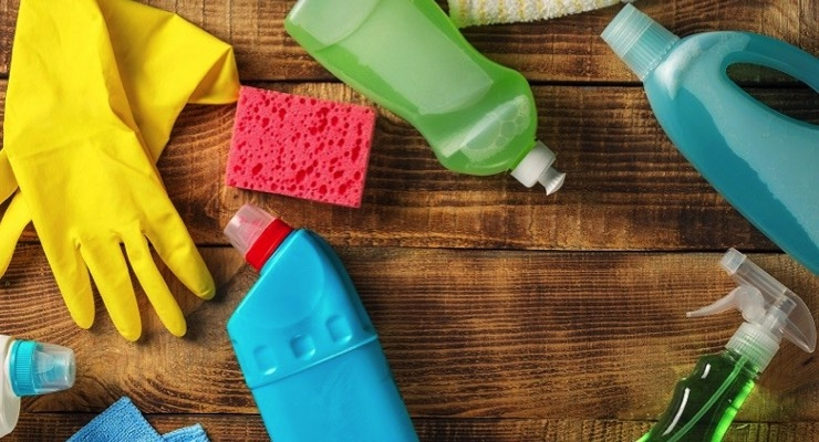 Safely Disinfecting the Home