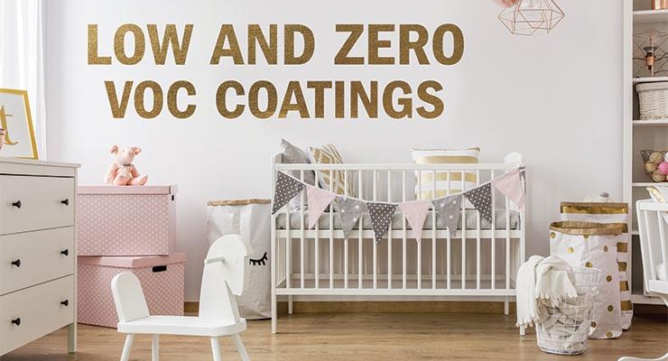 Low and Zero VOC Coatings