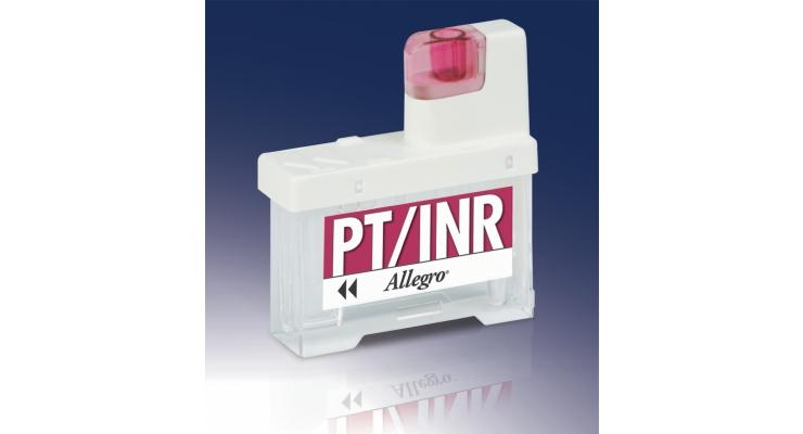 Nova Biomedical Adds PT/INR Test to Allegro Analyzer