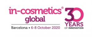 In-Cosmetics Global Rescheduled