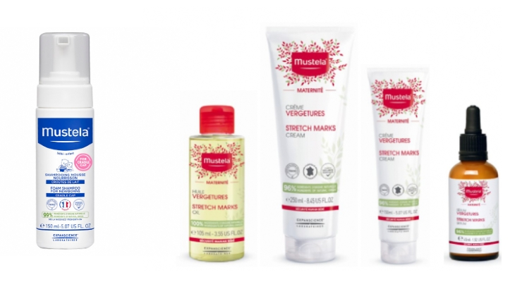 Mustela Relaunches Personal Care Favorites