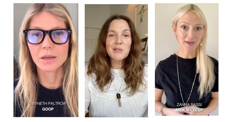 Beauty Founders & Celebs Create