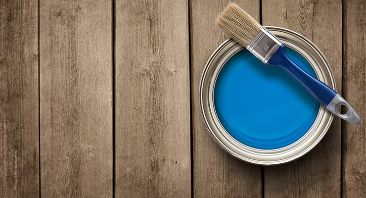 J.D. Power: Consumers Jump-Starting Home Improvement Painting Projects