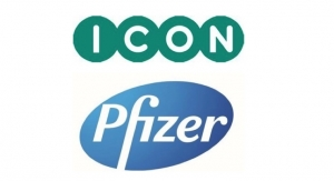 ICON Signs New Service Agreement with Pfizer