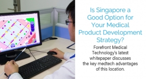 Is Singapore a Good Option for Your Medical Product Development Strategy?