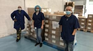Qosina Donates PPE